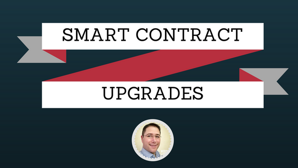 [Video] Tutorial how to Upgrade Smart Contracts on Chain